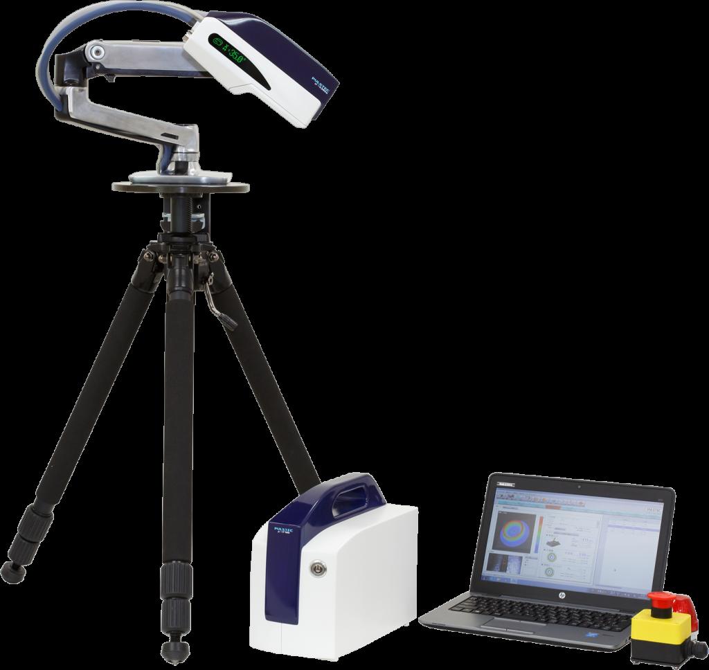 Портативный рентгеновский анализатор остаточных напряжений µ-X360s FULL 2D