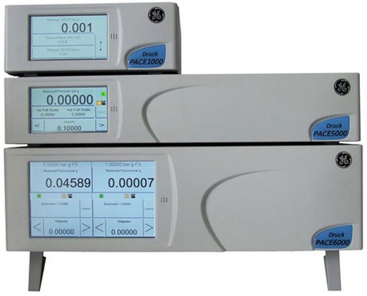 Калибраторы давления PACE 1000/5000/6000
