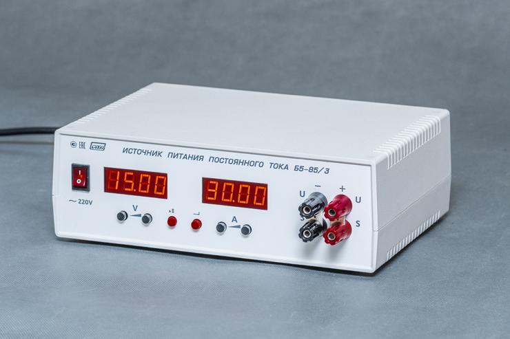 источник питания постоянного тока Б5-85/3