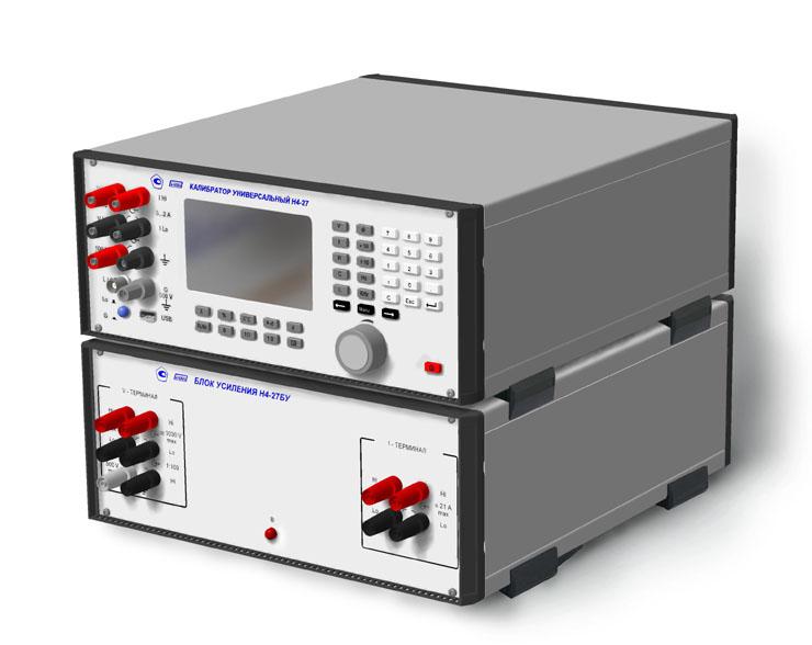 универсальный калибратор Н4-27 ОКР