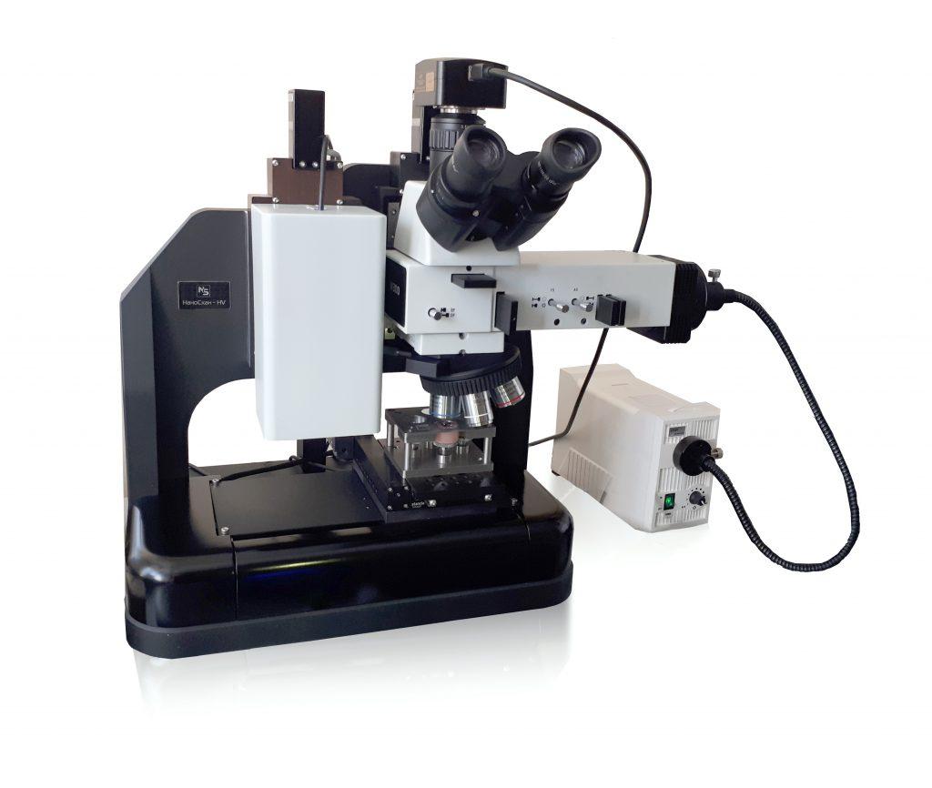 Микротвердомер NANOSCAN-HV