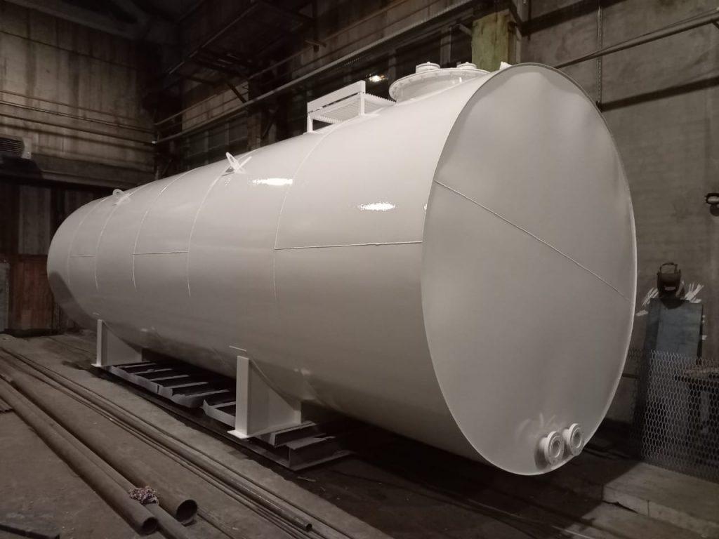 Резервуары для нефтепродуктов и топлива