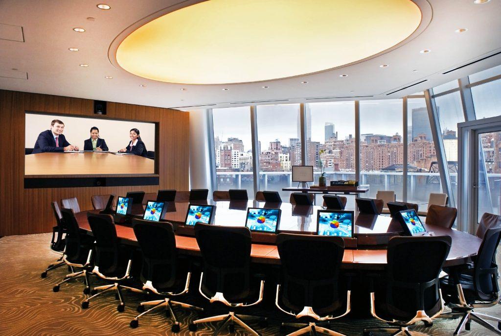 Мультимедийные решения для промышленных предприятий и офисных центров