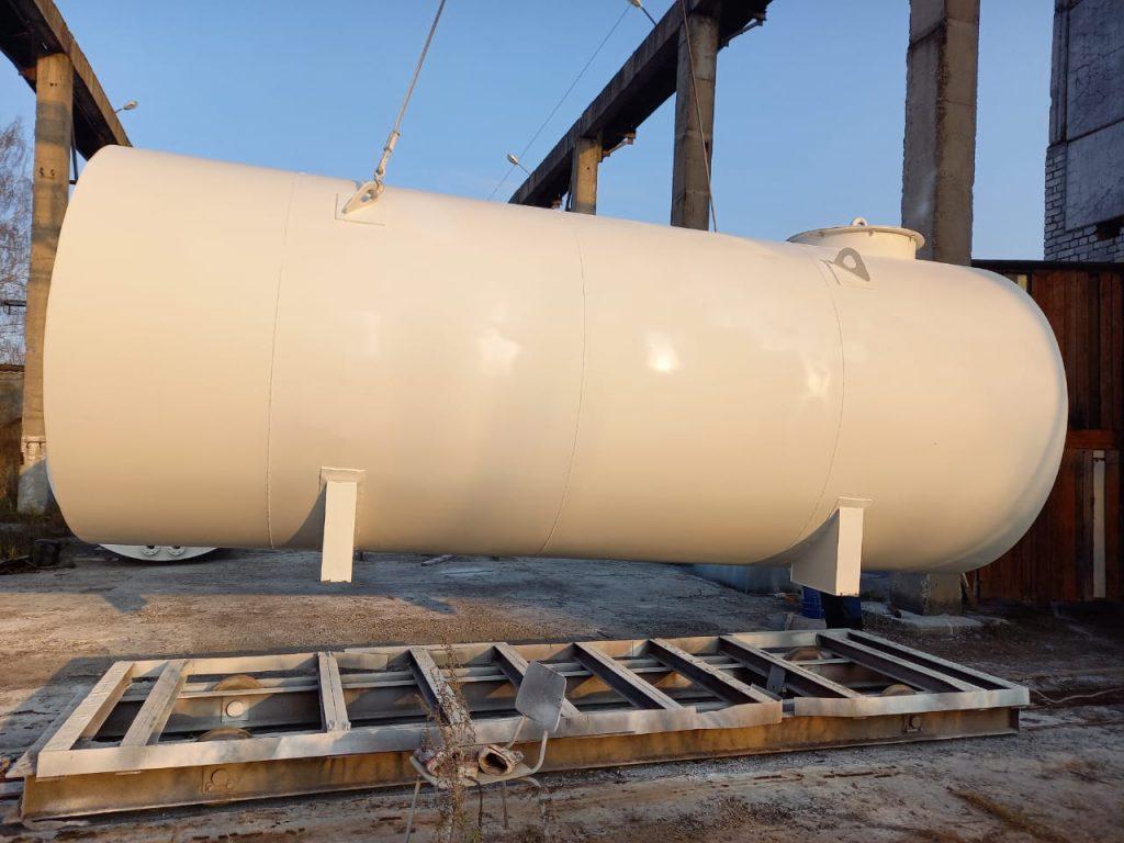 Резервуар для технической воды
