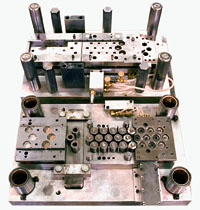 Производство пресс-форм для литья иштампов для холодной штамповки мирового уровня