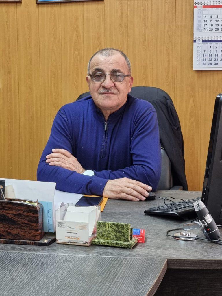 Директор ООО «Инструментал- Юг»