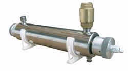 Классическая УФ-установка для обеззараживания воды